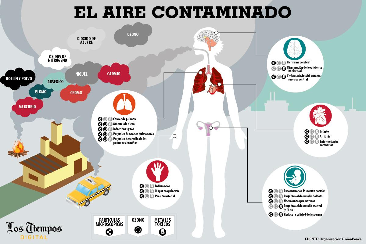 Cochabamba una ciudad jard n envuelta en aire contaminado for Como purificar el aire contaminado