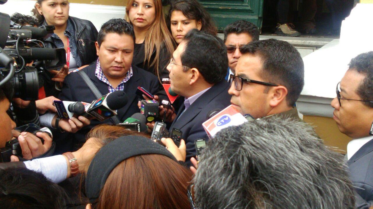 Guerrero descarta enviar fiscales a Viloco; Defensor va en busca de ... - Los Tiempos