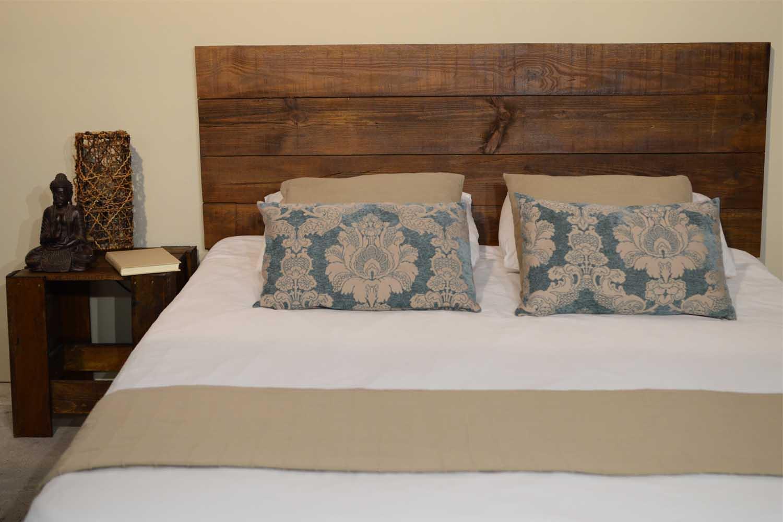 Nueva tendencia en cabeceros de camas los tiempos - Diseno de cabeceros de cama ...