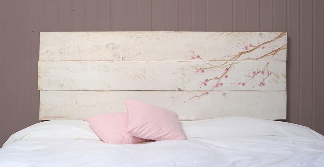 Nueva tendencia en cabeceros de camas los tiempos - Cabeceros de cama manuales ...