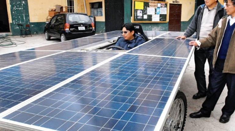 21b577308f977 Bolivia participa en el rally ecológico   Los Tiempos