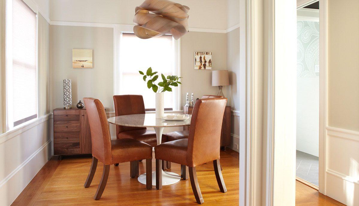 5 ideas para decorar comedores peque os los tiempos for Ideas de comedores pequenos