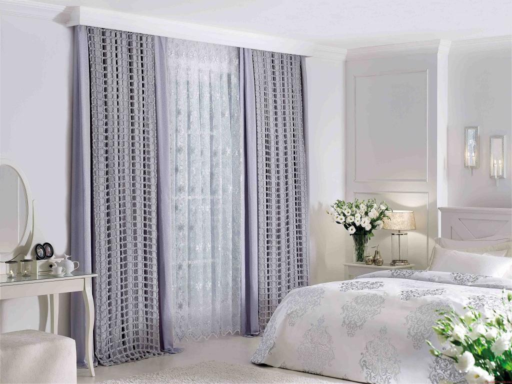 Cortinas excelente opci n para decorar los tiempos for Cortinas vintage dormitorio