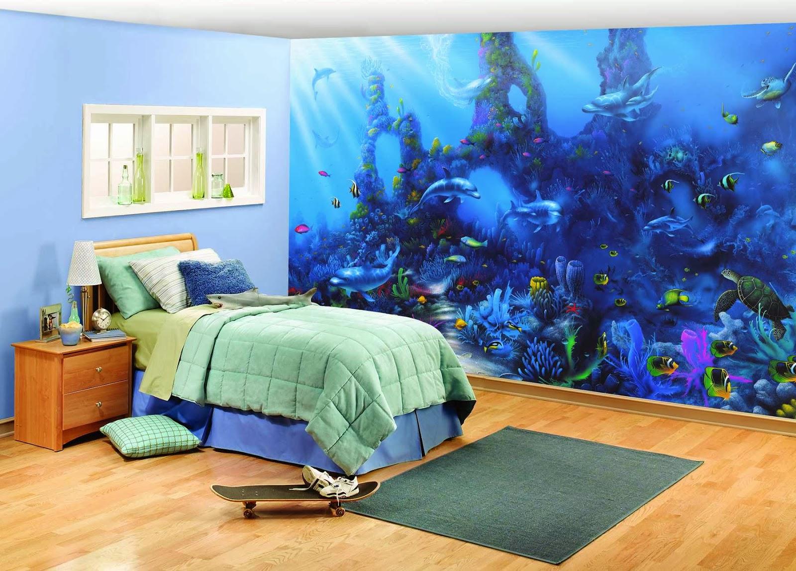 Fotomurales para decorar los tiempos for Murales fotograficos para paredes
