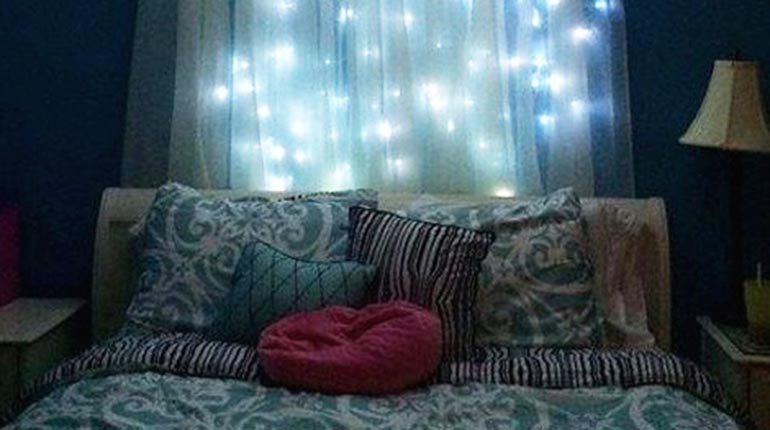 Ideas para decorar tu cuarto con luces los tiempos for Luces para decorar habitaciones