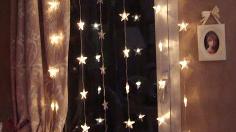 Ideas para decorar tu cuarto con luces los tiempos for Cuarto tumblr con luces