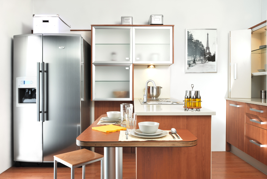10 ideas de cocinas peque as los tiempos for Cocinas pequenas modernas y funcionales