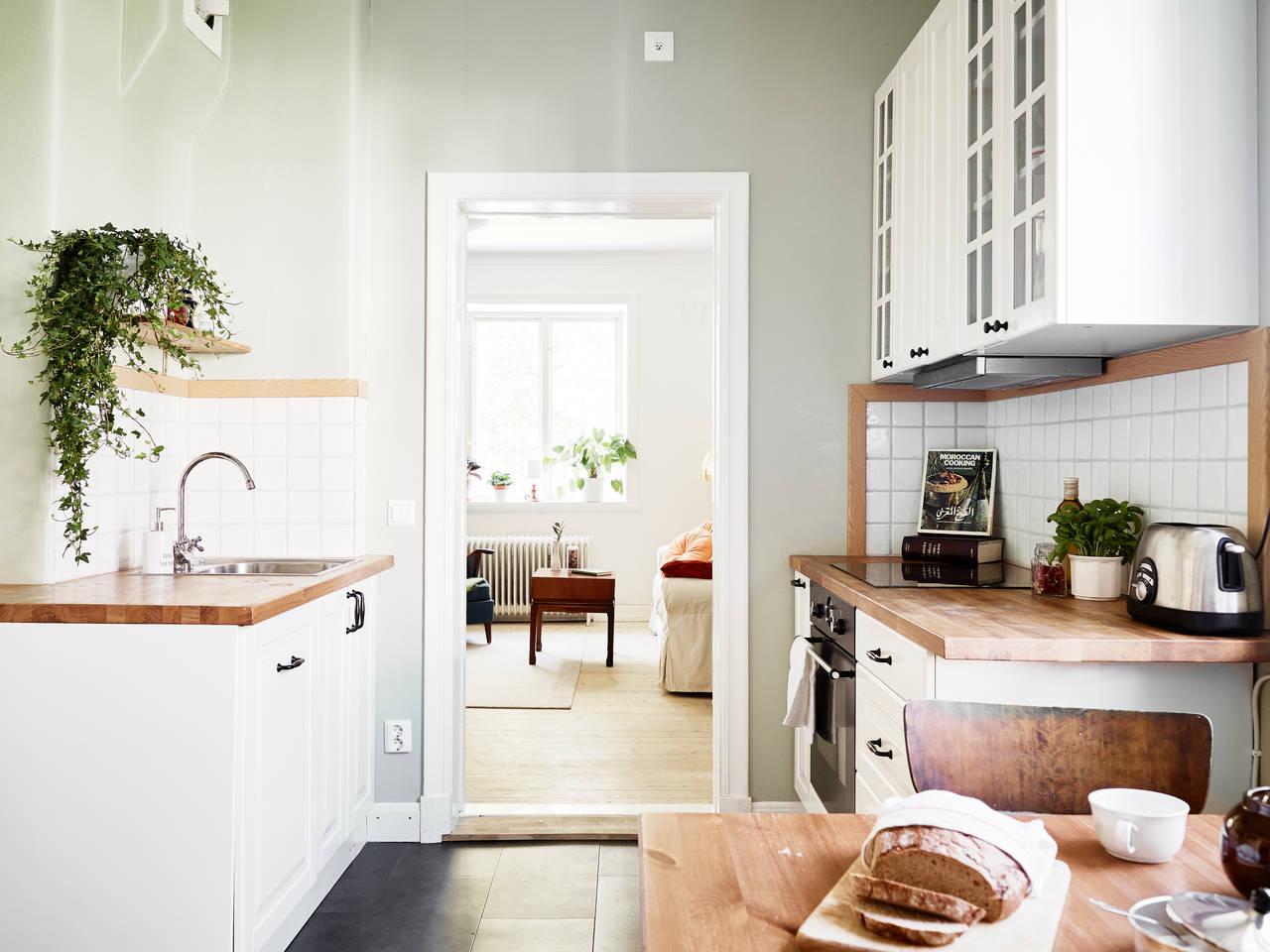 10 ideas de cocinas pequeñas | Los Tiempos