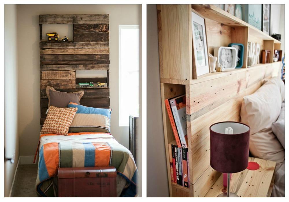 Palets para la decoraci n los tiempos - Casas con palets de madera ...