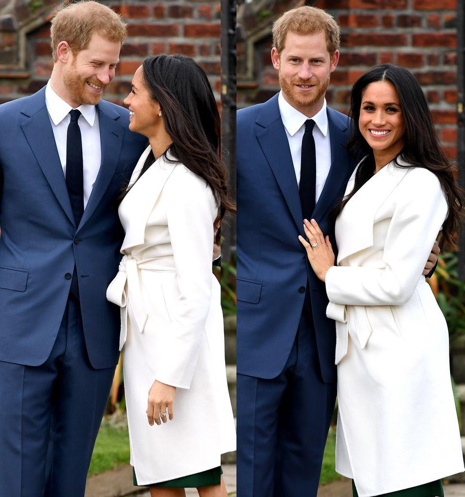 El príncipe Harry se casará con la actriz estadounidense Meghan ...