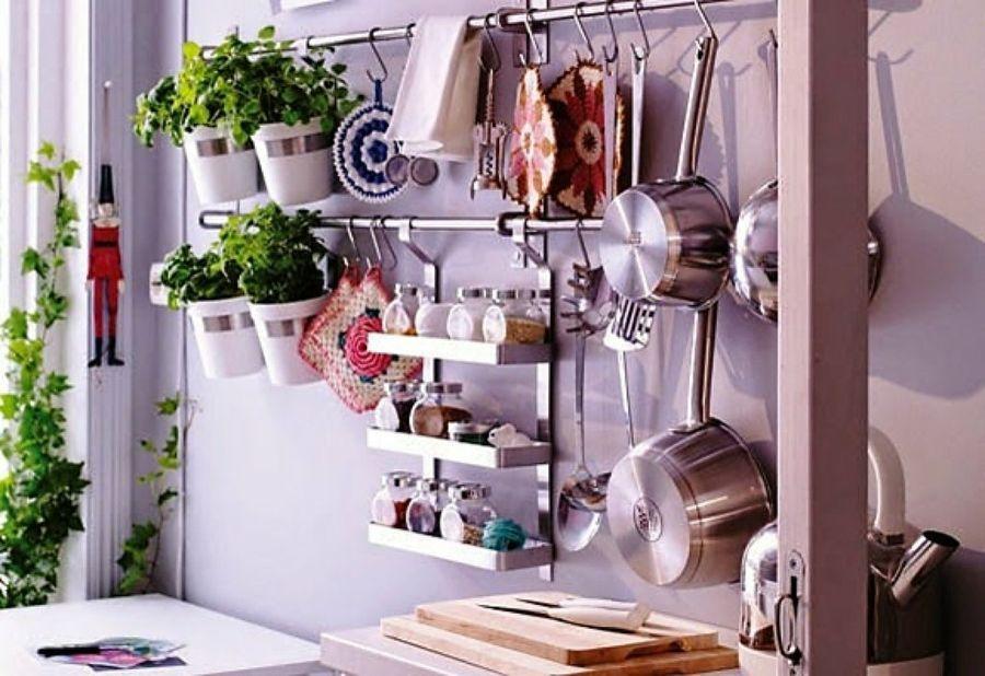 Ideas para aprovechar las paredes en la cocina | Los Tiempos