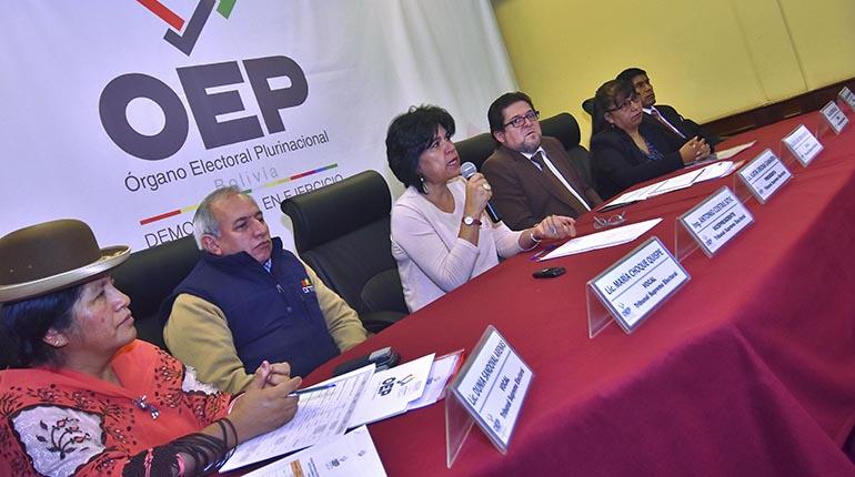 Sicaya, Puerto Villarroel y Shinahota participarán del referendo ... - Los Tiempos