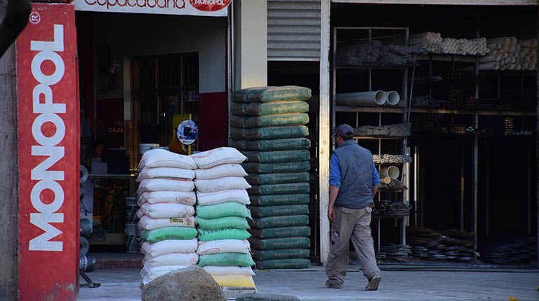 Cae el precio del cemento por la sobreoferta en el mercado for Precio del mercado de concreto encerado