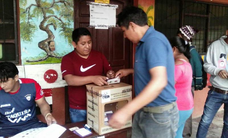 Cochabamba: Puerto Villarroel, Shinahota y Sicaya inician jornada ... - Los Tiempos