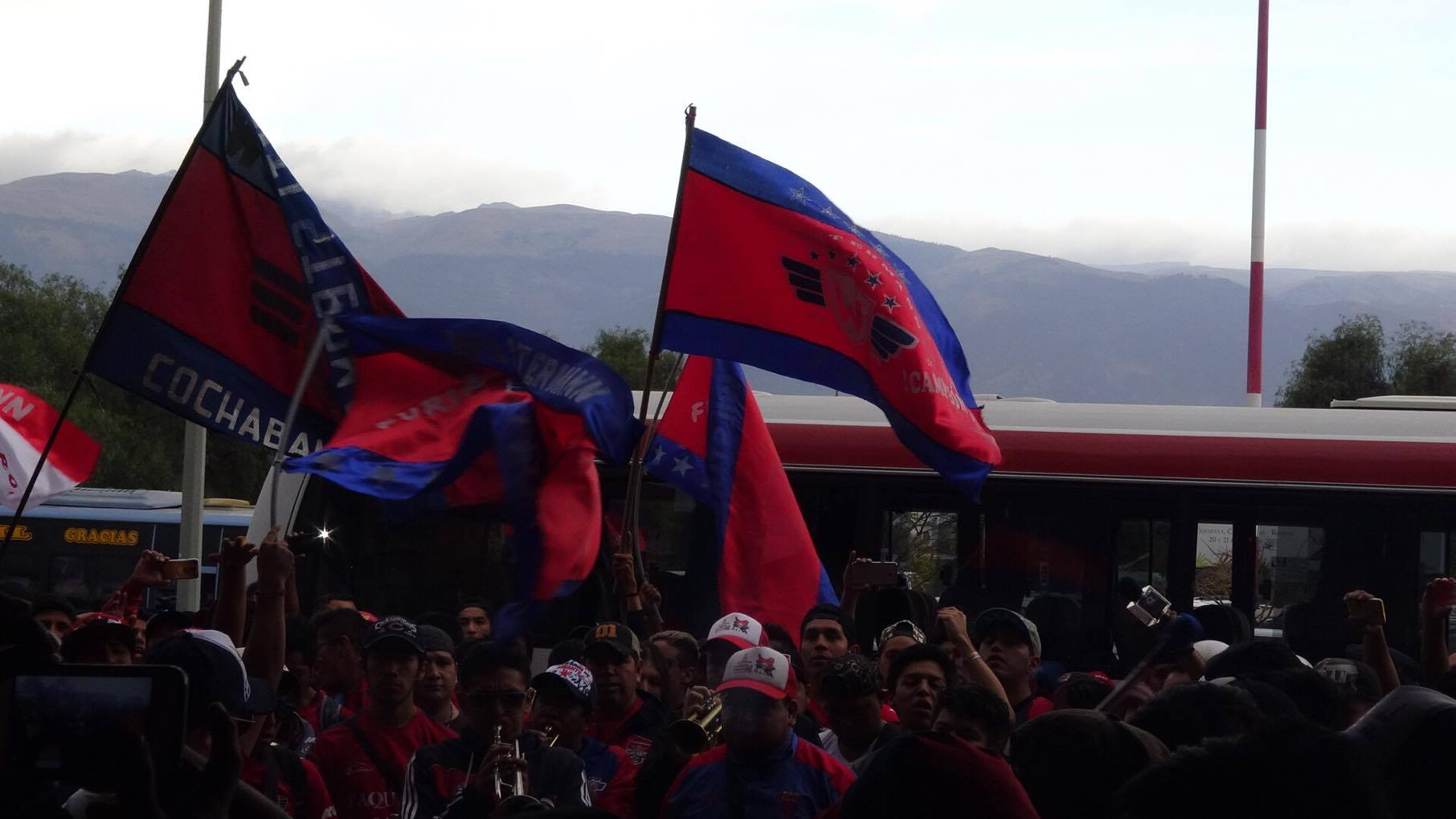 Cochabambinos anhelan victoria de Wilster sobre River | Los Tiempos