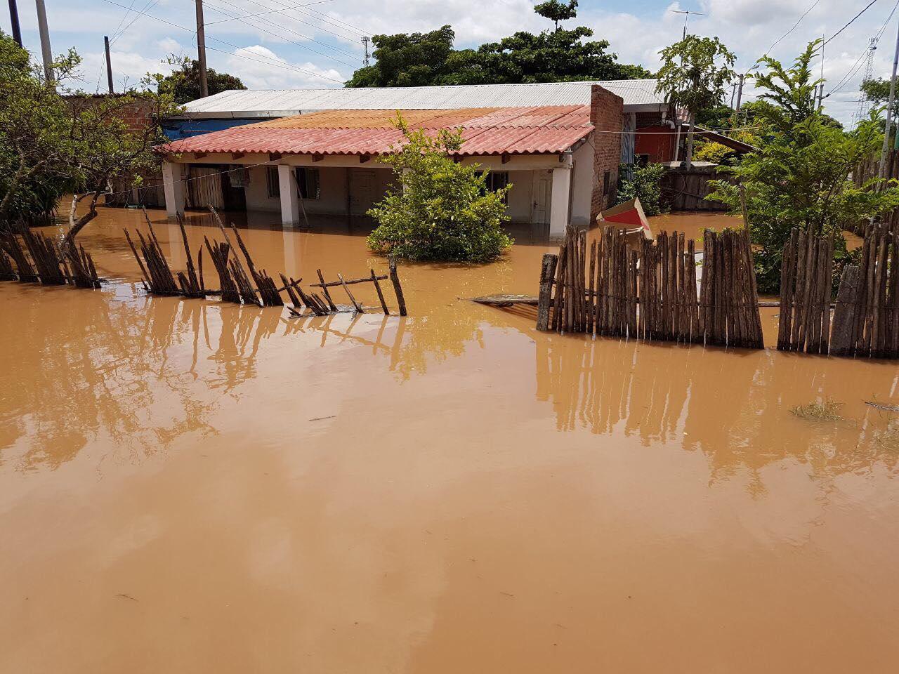 Puerto Paila está inundado y los pobladores piden ayuda | Los Tiempos