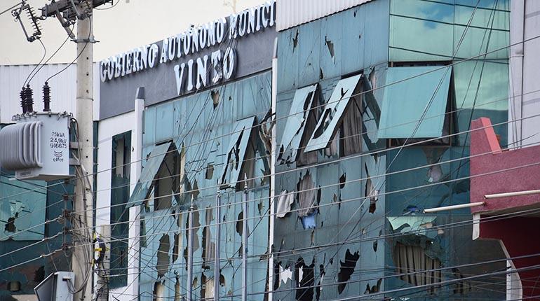 Unas 50 personas son retenidas por pobladores en Independencia - Los Tiempos