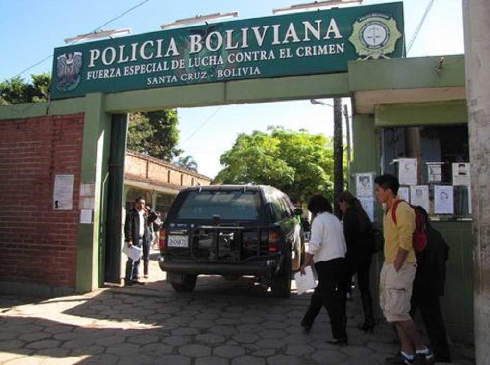 Felcc de Santa Cruz identifica a herido como guerrillero de las FARC - Los Tiempos