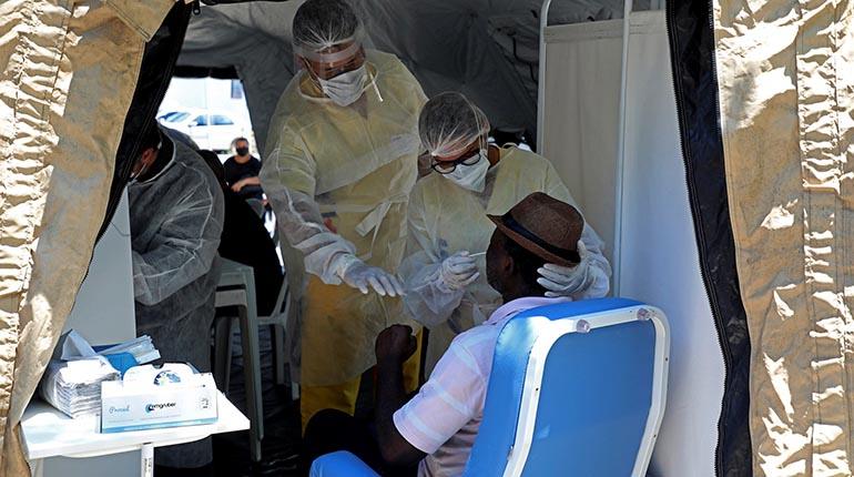 Brasil envía avión a India para buscar 2 millones de vacunas contra Covid-19
