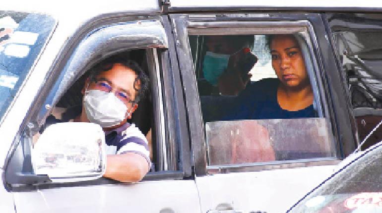 Bolivia suma 1.550 nuevos casos y 44 fallecidos
