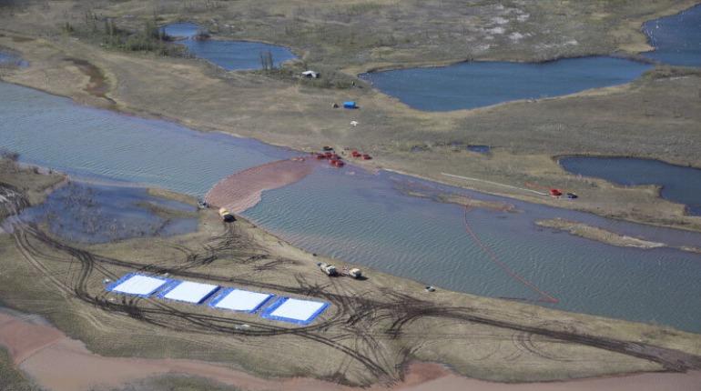 Putin exige eliminar daños ecológicos en Ártico ruso tras derrame de diésel | Los Tiempos