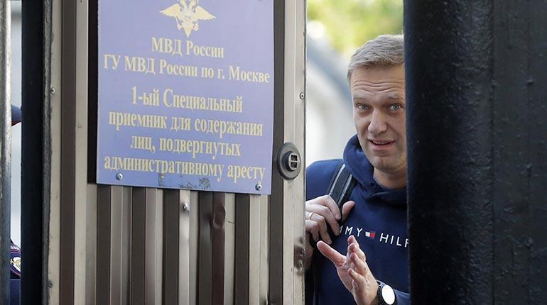 """Bálticos piden a UE """"medidas restrictivas"""" contra Moscú por detención de Navalni"""