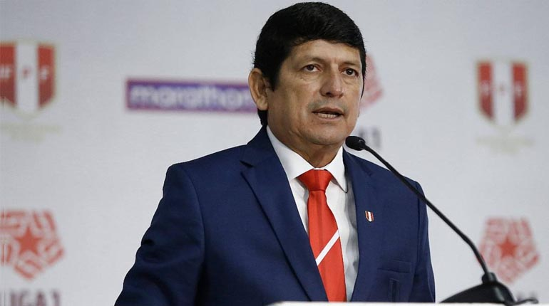 Investigan a presidente de la FPF por enriquecimiento cuando fue alcalde