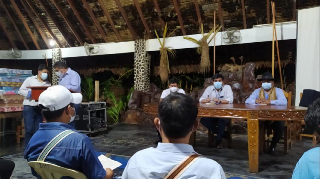 Gobierno y Tacanas acuerdan la destitución del gerente de la azucarera San Buenaventura
