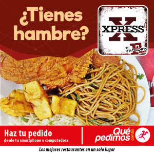 Que pedimos - Factory Xpress