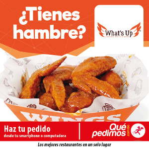 Que pedimos - Whats Up