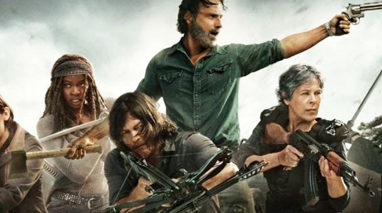 The Walking Dead regresa hoy a la TV