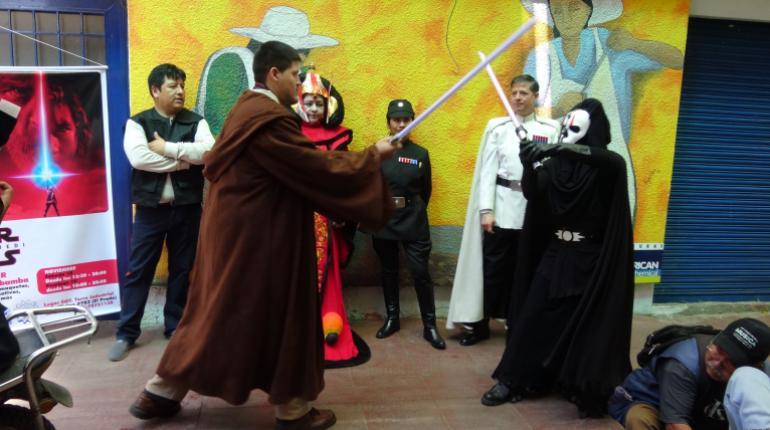 Star Wars: Los últimos Jedi, de Lucasfilm - Nuevo tráiler