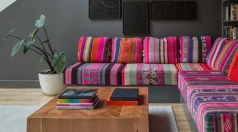 Estilo tnico boliviano majestuosidad en decoracin Los Tiempos