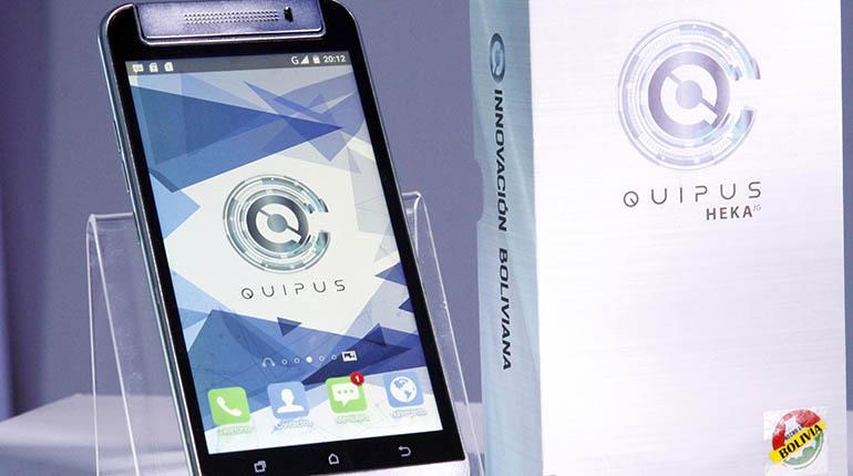 Quipus retira sus celulares de los puntos de venta de