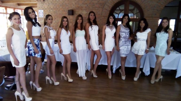 Fotos de las candidatas a miss cochabamba 2013 76