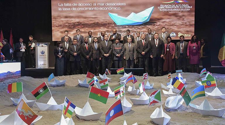 Segunda jornada del foro de países sin litoral abordará tres ejes temáticos