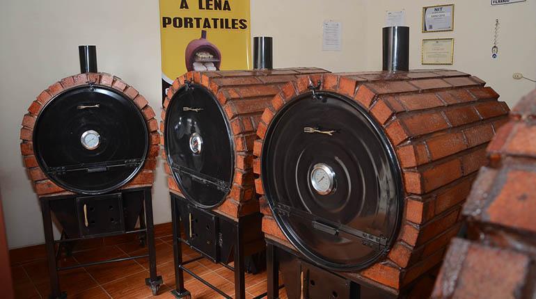 Hornos del campo port tiles y con ladrillo refractario - Hornos de barro precios ...