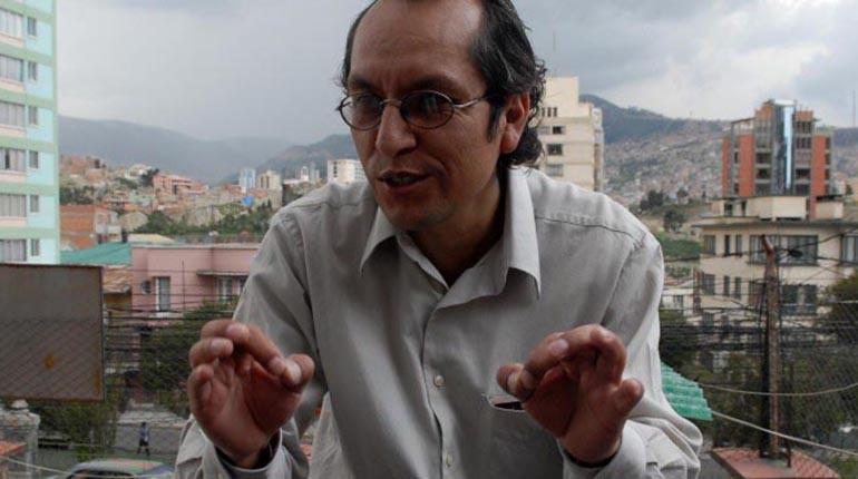 Resultado de imagen para Walter Chávez asesor evo morales