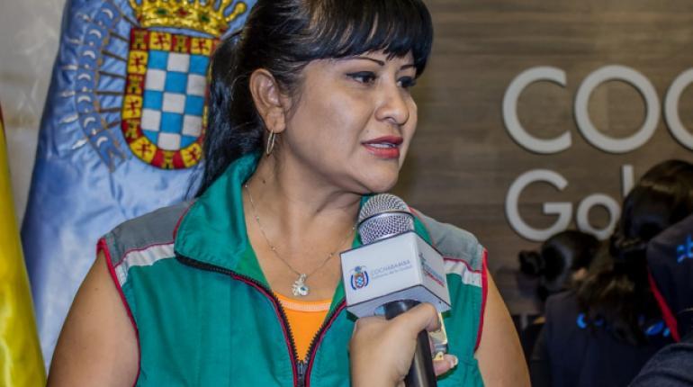 Renuncia la intendente Luz Rojas