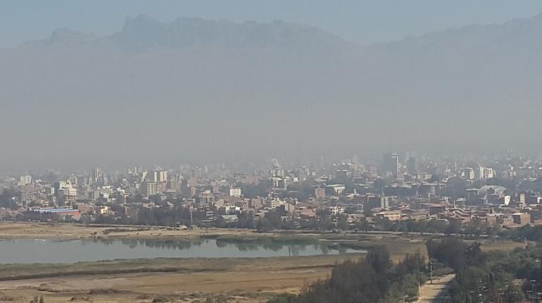 Resultado de imagen para cochabamba contaminacion