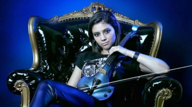 Martha Psyko La Violinista Que Mezcla Lo Clásico Con Lo Electrónico Los Tiempos