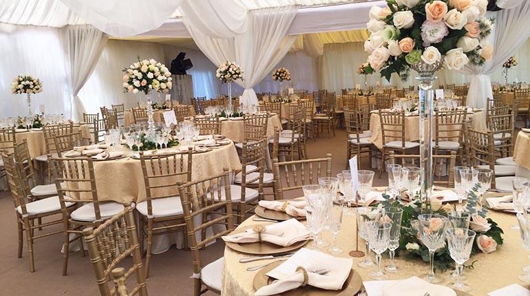 3 estilos para decorar tu boda los tiempos - Decoracion de salones estilo romantico ...