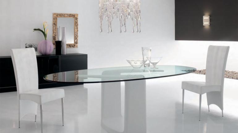 Mesas de vidrio para comedor   Los Tiempos