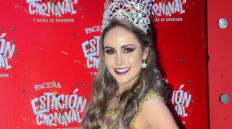 Resultado de imagen para MARIANA DUPLEICH REINA DEL CARNAVAL