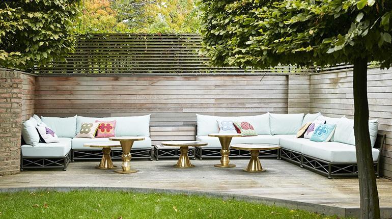 ideas geniales para decorar jardines pequeos y terrazas casa redaccin central - Decorar Jardines Pequeos