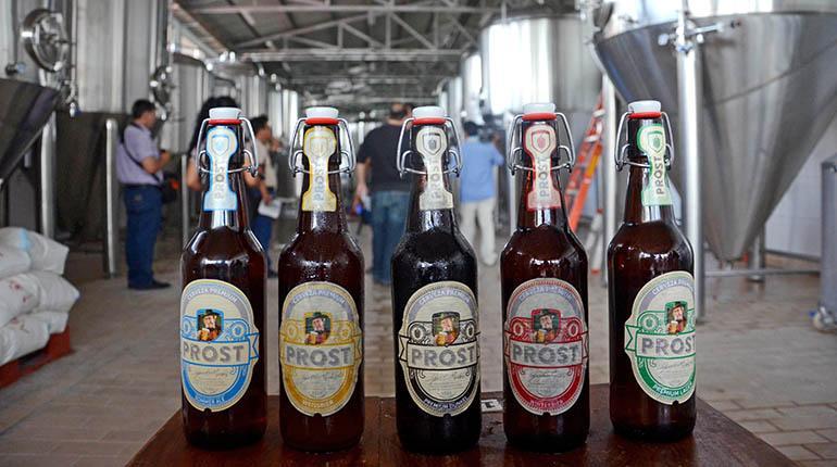 La cerveza alemana de alta pureza crece como espuma | Los Tiempos