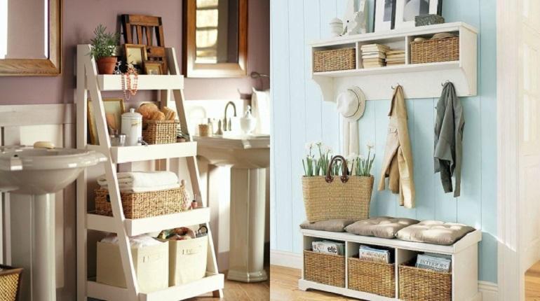 Cestas de mimbre perfectas para la decoraci n del hogar for Ultimas tendencias decoracion del hogar