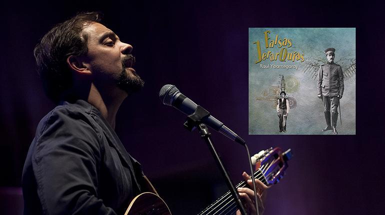 Raúl Ybarnegaray en un concierto. | Los Tiempos