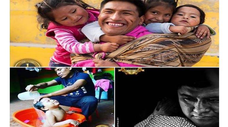Unicef premia a ganadores de concurso paternidad for Paternidad responsable