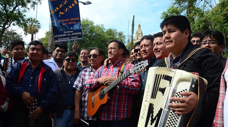 Resultado de imagen para LEY DEL ARTISTA bolivia